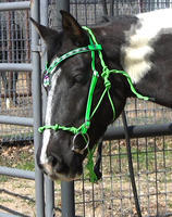 Endurance Style Snap Add-On Halter Bridles